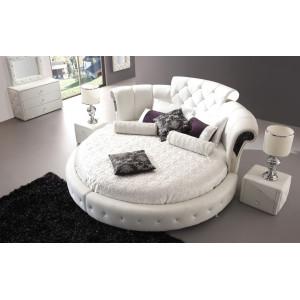 Круглая кровать Баронте