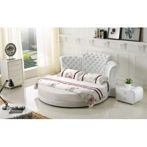 Круглая кровать Файн