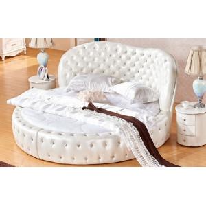 Круглая кровать Литера