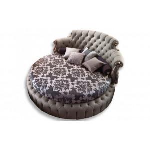 Круглая кровать Навелла