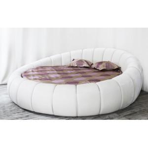 Круглая кровать Такита
