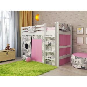 Кровать Райтон Отто New-5 детская