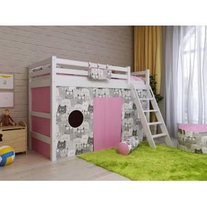Кровать Райтон Отто New-6 детская чердак