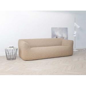 Натяжной чехол Dreamline на трехместный диван
