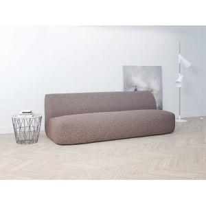 Натяжной чехол Dreamline на трехместный диван без подлокотников