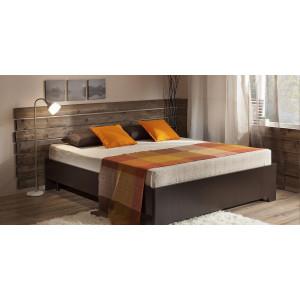 Кровать Эко венге (без основания)