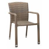 Кресло Борнео G из ротанга