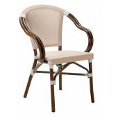 Кресло Аруба из ротанга