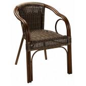 Кресло Рио D из ротанга