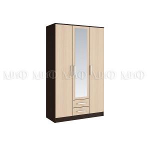 Шкаф для одежды 3-х дверный Фиеста