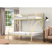 Двухъярусная кровать 4С Клео (металл)