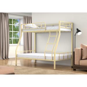 Двухъярусная кровать 4С РАУТА Твист (металл)