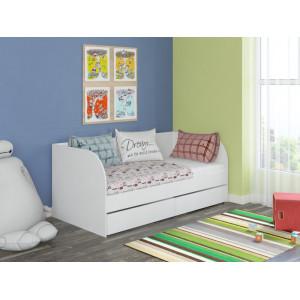 Односпальная кровать 4С Golden Kids7