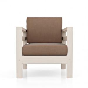 Кресло AnderSon Домино Nut/Coffee