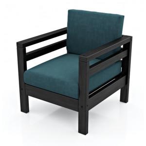 Кресло AnderSon Домино Ocean/Grass