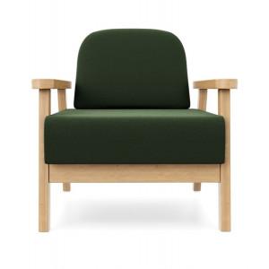 Кресло AnderSon Флори зеленый