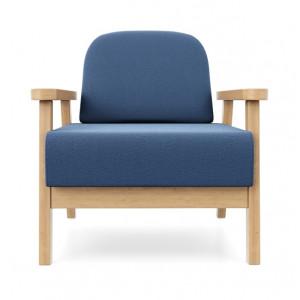 Кресло AnderSon Флори синий