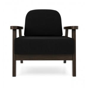 Кресло AnderSon Флори черный