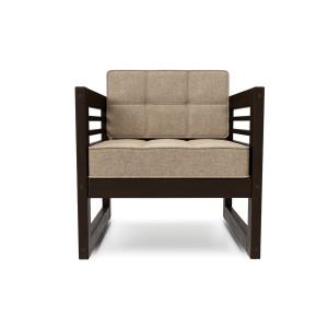 Кресло AnderSon Сега венге-коричневый