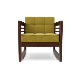 Кресло AnderSon Сега горчичный