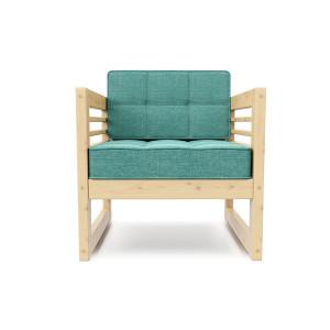 Кресло AnderSon Сега бирюзовый
