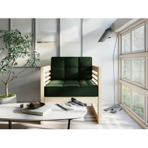 Кресло AnderSon Сега зеленый