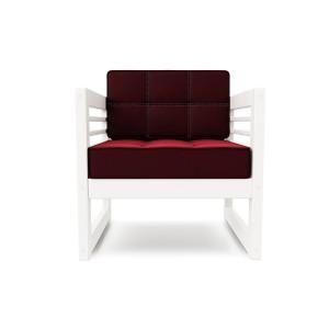 Кресло AnderSon Сега красный