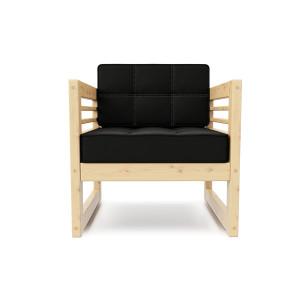 Кресло AnderSon Сега черный