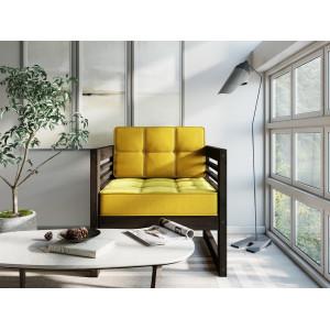 Кресло AnderSon Сега желтый