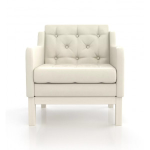 Кресло AnderSon Айверс белый