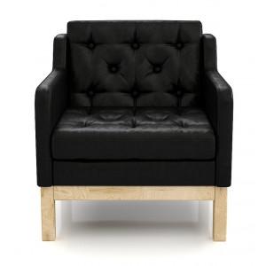 Кресло AnderSon Айверс черный