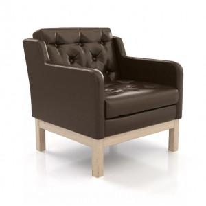 Кресло AnderSon Айверс коричневый