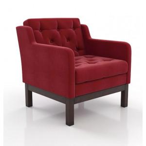 Кресло AnderSon Айверс красный