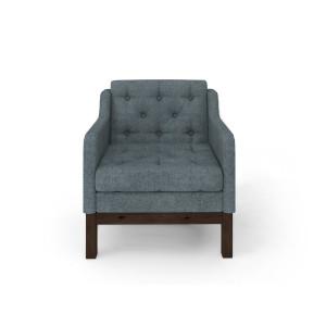 Кресло AnderSon Айверс серый