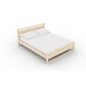 Кровать AnderSon Астра сосна натуральная