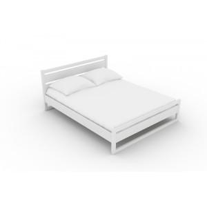 Кровать AnderSon Астра белая