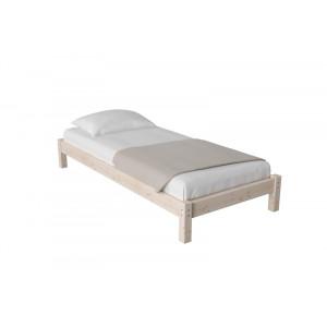 Кровать детская AnderSon Ида (без покрытия)
