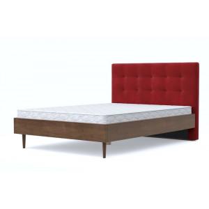 Кровать AnderSon Альмена красный
