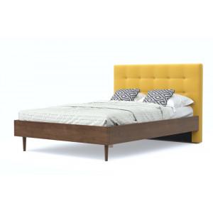 Кровать AnderSon Альмена желтый