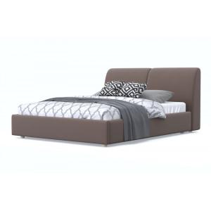 Кровать AnderSon Бекка коричневый