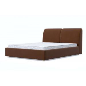 Кровать AnderSon Бекка темно-коричневый