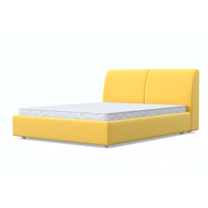 Кровать AnderSon Бекка желтый