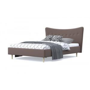 Кровать AnderSon Финна коричневый