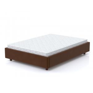 Кровать AnderSon SleepBox без спинки коричневый