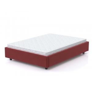 Кровать AnderSon SleepBox без спинки красный
