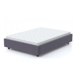 Кровать AnderSon SleepBox без спинки серый