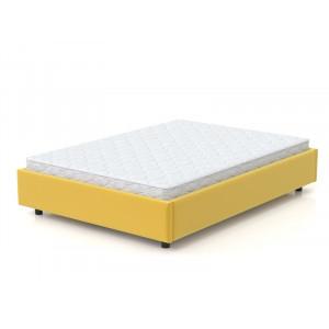 Кровать AnderSon SleepBox без спинки желтый