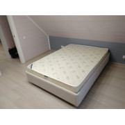 Кровать AnderSon SleepBox без спинки бежевый