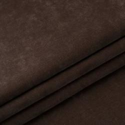 Микровелюр коричневый