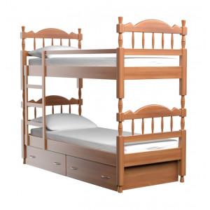 Двухъярусная кровать Dreamline Юниор 2 бук